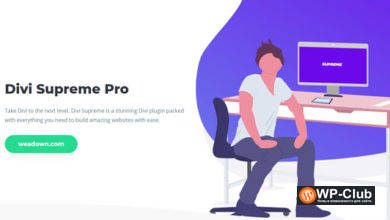 Фото Divi Supreme Pro 4.1.3 — модули для Divi WordPress