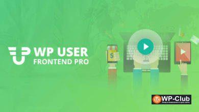 Фото WP User Frontend Pro 3.4.5 — плагин членства и отправки сообщений WordPress