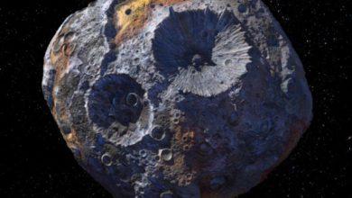 Фото «Хаббл» обнаружил, что астероид 16Psyche состоит из металла на 10¹⁹долларов