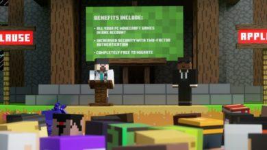 Фото Игрокам Minecraft: Java Edition с 2021 года потребуется аккаунт Microsoft