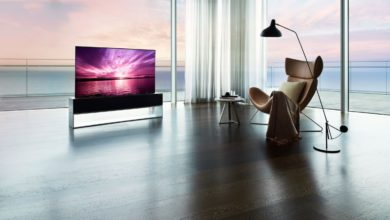 Фото LG выпустила в продажу гибкий 4K OLED-телевизор за $87 тысяч