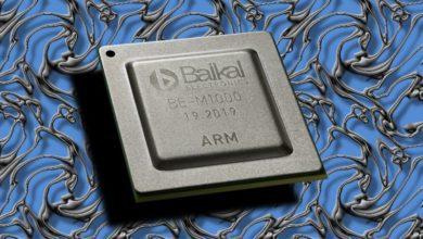 Фото Микропроцессор «Байкал-М» официально получил статус интегральной схемы отечественного производства
