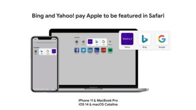 Фото Минюст США обвинил Apple и Google в работе в качестве «одной компании» в поисковой сделке