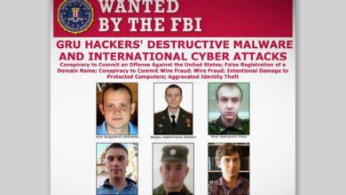 Фото Шести россиянам предъявлены обвинения в атаках с использованием вируса NotPetya