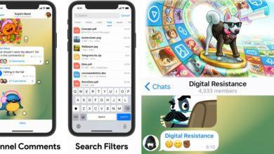 Фото Состоялся релиз Telegram 7.1: комментарии в каналах, фильтры для поиска и анонимные администраторы в группах