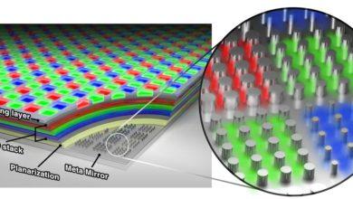 Фото Стэнфордский университет и Samsung разработали дисплей с плотностью 10 тыс. пикселей на дюйм, что важно для ВР
