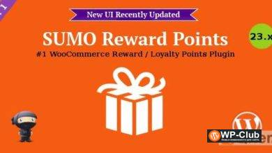 Фото SUMO Reward Points 25.8 — Система вознаграждений WooCommerce