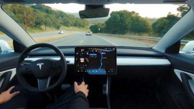 Фото Tesla выпустила полноценный автопилот на дорогах