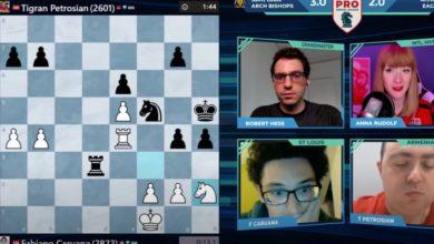 Фото Удалённые игры вызвали вспышку мошенничества и взаимных подозрений в шахматах