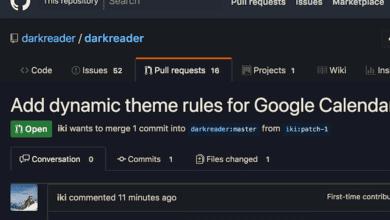 Фото На GitHub введут темный режим спустя 7 лет после первых просьб о нем