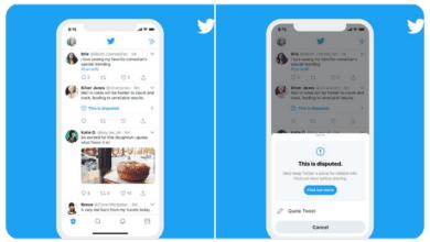 Фото Twitter будет предупреждать перед ретвитом сообщения с пометкой о дезинформации