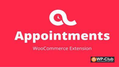 Фото BookingWP WooCommerce Appointments 4.11.1 — WordPress плагин для планирования и бронирования