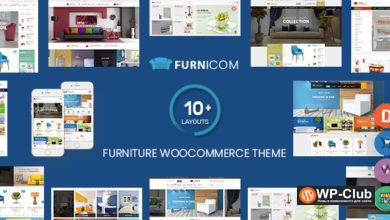 Фото Furnicom 2.0.3 — шаблон онлайн-магазина для фурнитуры и мебели
