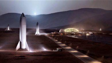 Фото Илон Маск пообещал отправить первых людей на Марс через шесть лет