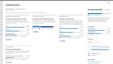 Фото Microsoft пообещала поменять систему слежки за сотрудниками Productivity Score после волны критики от экспертов