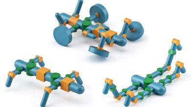 Фото МТИ показал алгоритм оптимизации форм роботов для передвижения по различным поверхностям