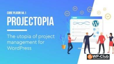 Фото Projectopi 4.3.11 + addons — WordPress плагин для управления проектами и командой