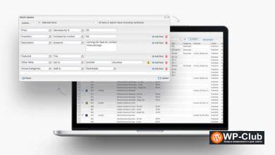 Фото Smart Manager Pro 5.3.0 NULLED — плагин для удобного управления товарами WooCommerce