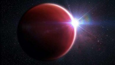 Фото Астрономы нашли редчайшую гигантскую планету