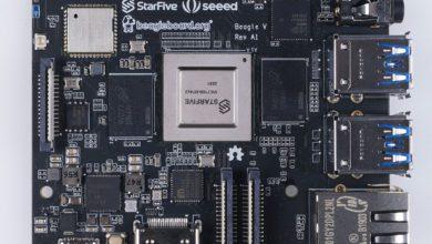 Фото BeagleBoard представила доступный одноплатный компьютер на RISC-V