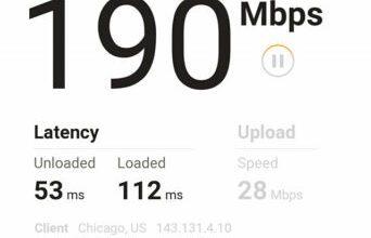 Фото Бета-тестер Starlink сообщил о рекорде скорости загрузки в 190 Мбит/с