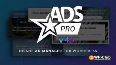 Фото Ads Pro 4.3.97 NULLED — управление рекламой для WordPress