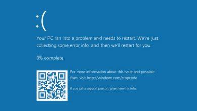 Фото Эксперт обнаружил баг в Windows 10. Использование определенного пути в адресной строке браузера уводит систему в ВSOD
