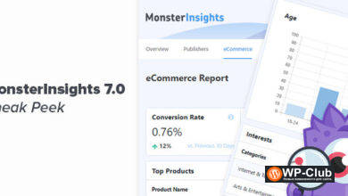 Фото MonsterInsights Pro 7.15.0 – плагин Google Analytics для WordPress