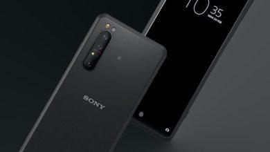 Фото Sony представила смартфон для профессиональных создателей контента за $2499