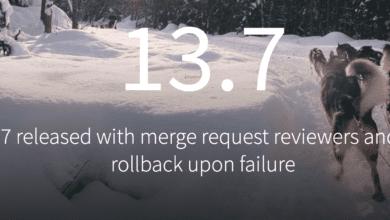 Фото Вышел релиз GitLab 13.7 с проверяющими для мерж-реквестов и автоматическим откатом при сбое